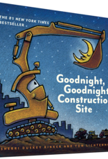 Hachette Book Group Goodnight, Goodnight, Construction Site