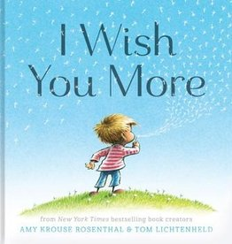 Hachette Book Group I Wish You More Book