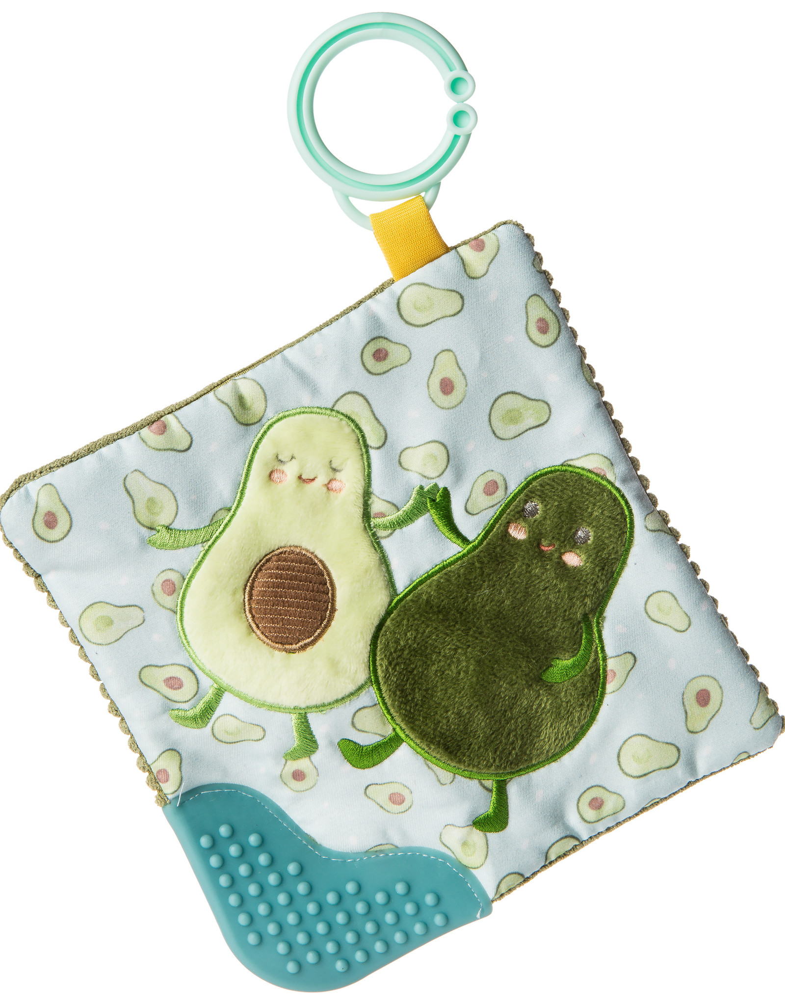 Mary Meyer Mary Meyer - Avocado Crinkle Teether