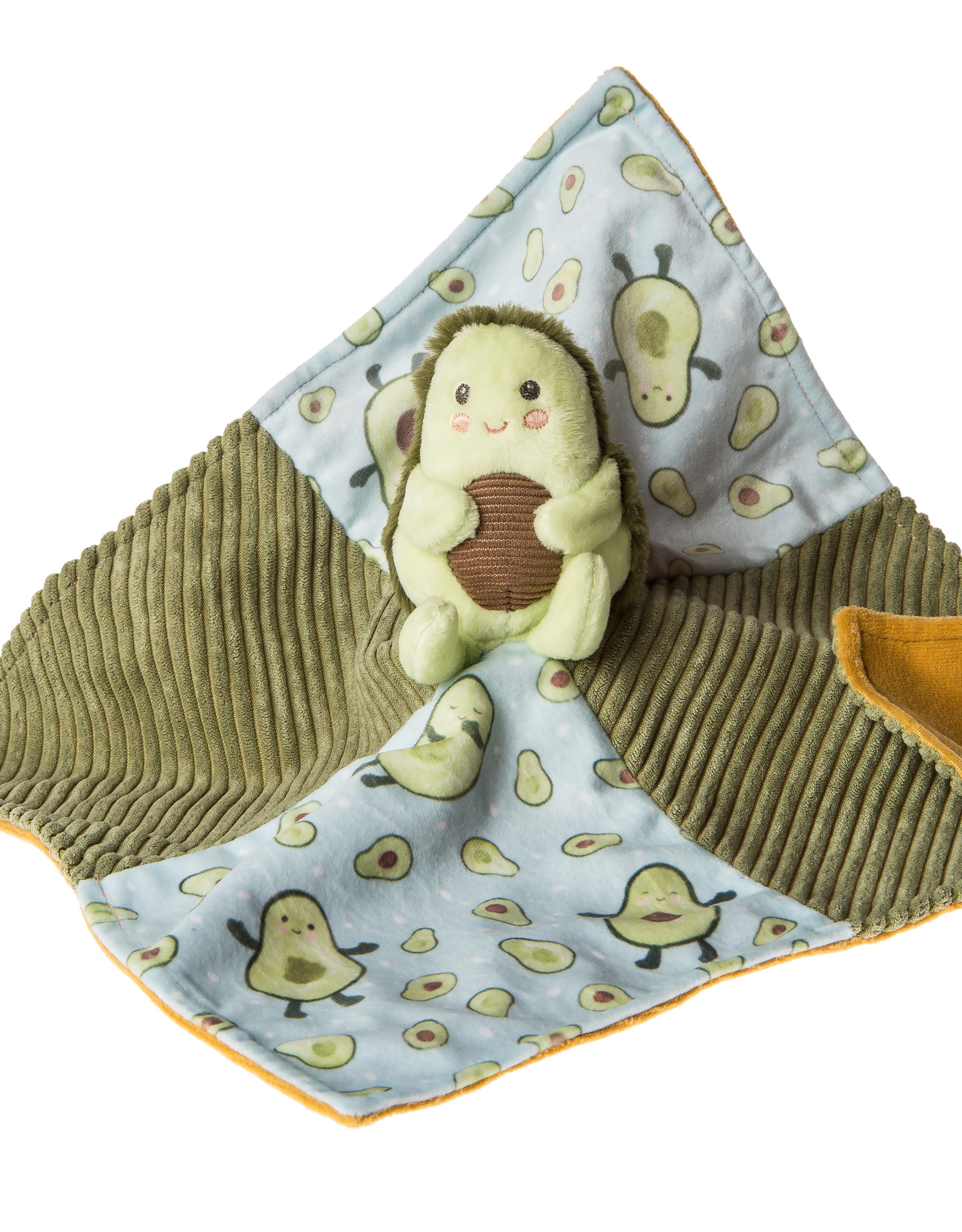 Mary Meyer Mary Meyer - Avocado Character Blanket