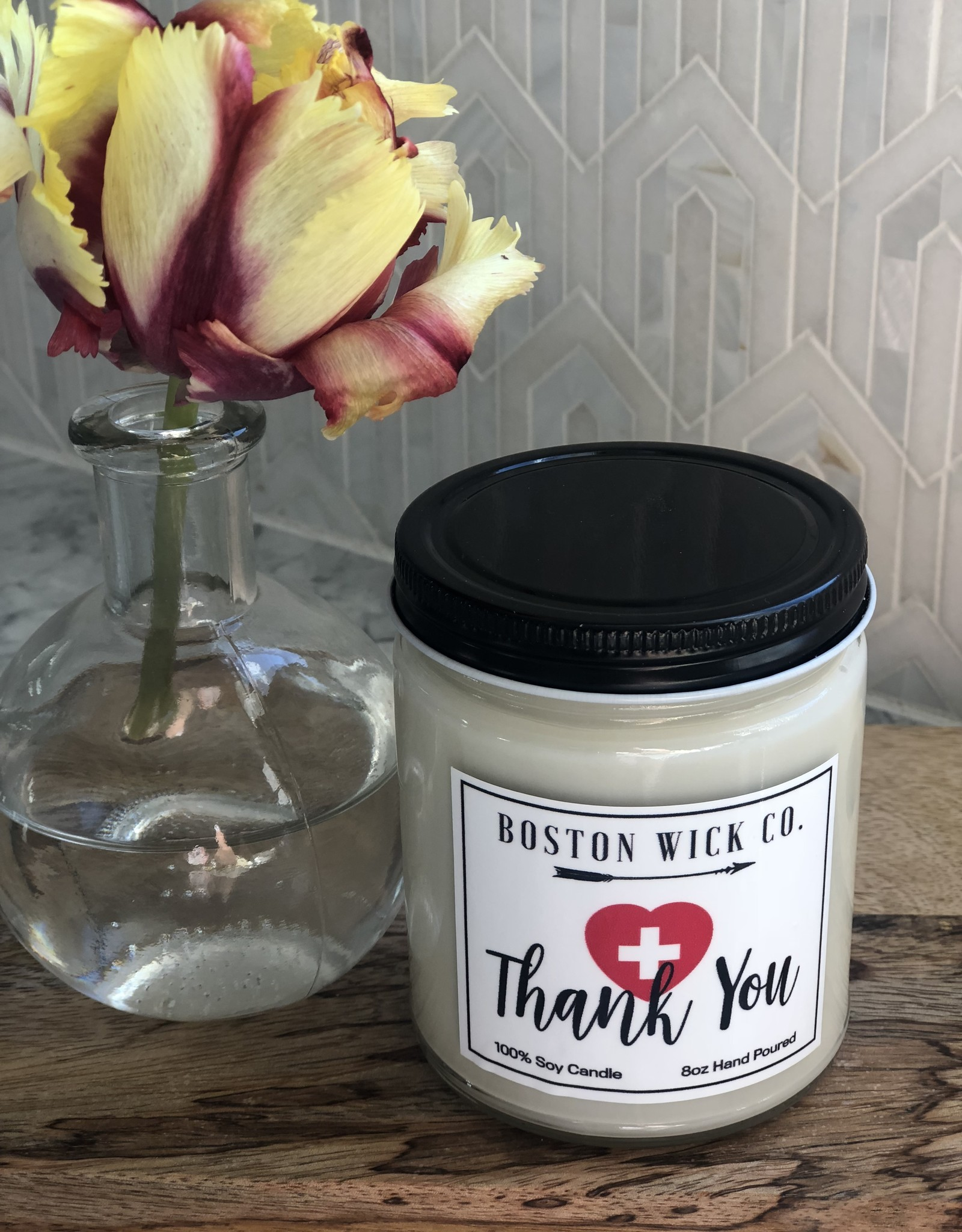 Boston Wick Boston Wick Company - Thank You Medical
