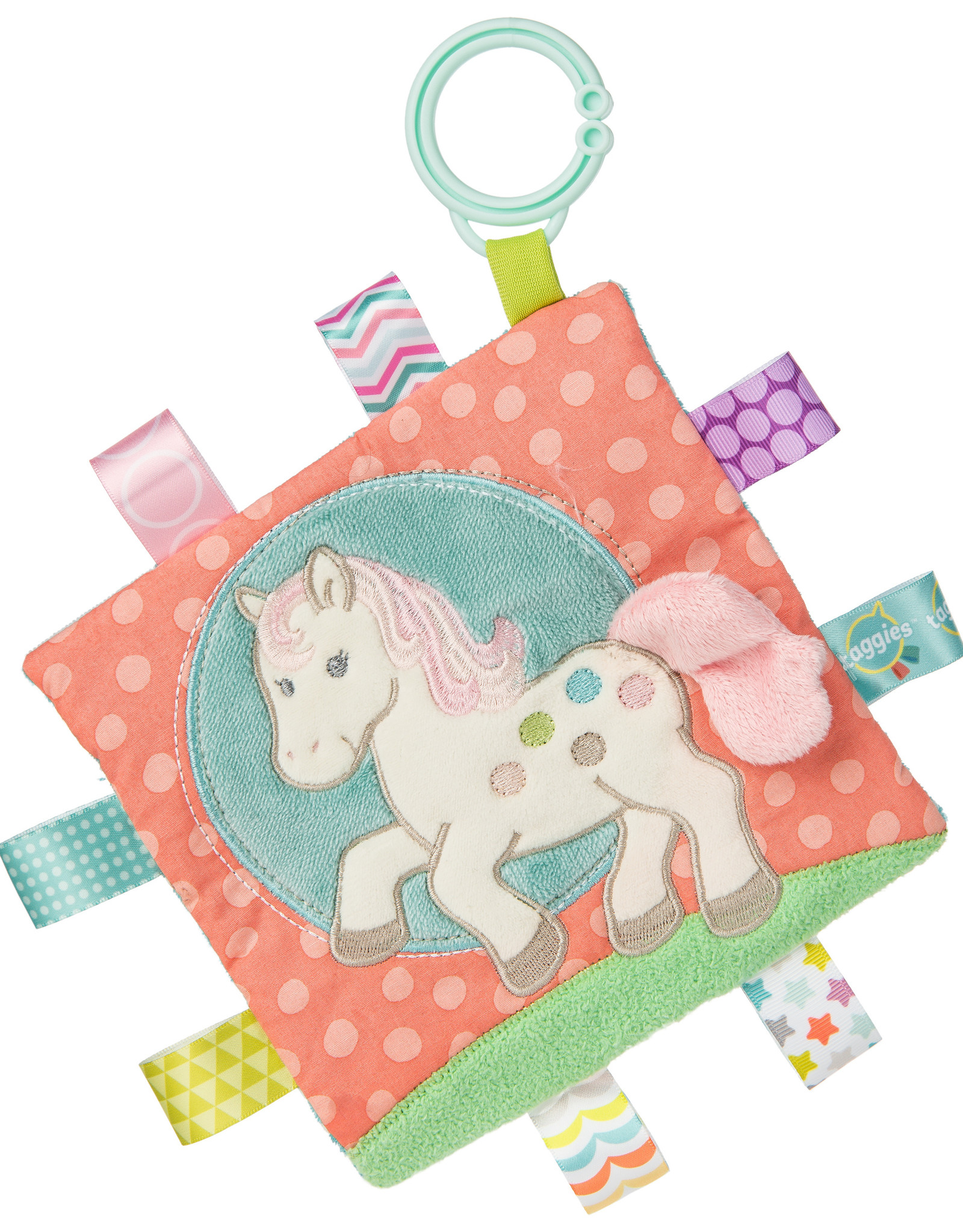Mary Meyer Mary Meyer - Taggies Crinkle Me Painted Pony
