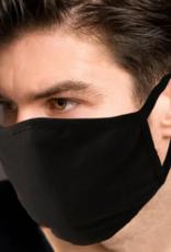 Face Mask - Solid Black