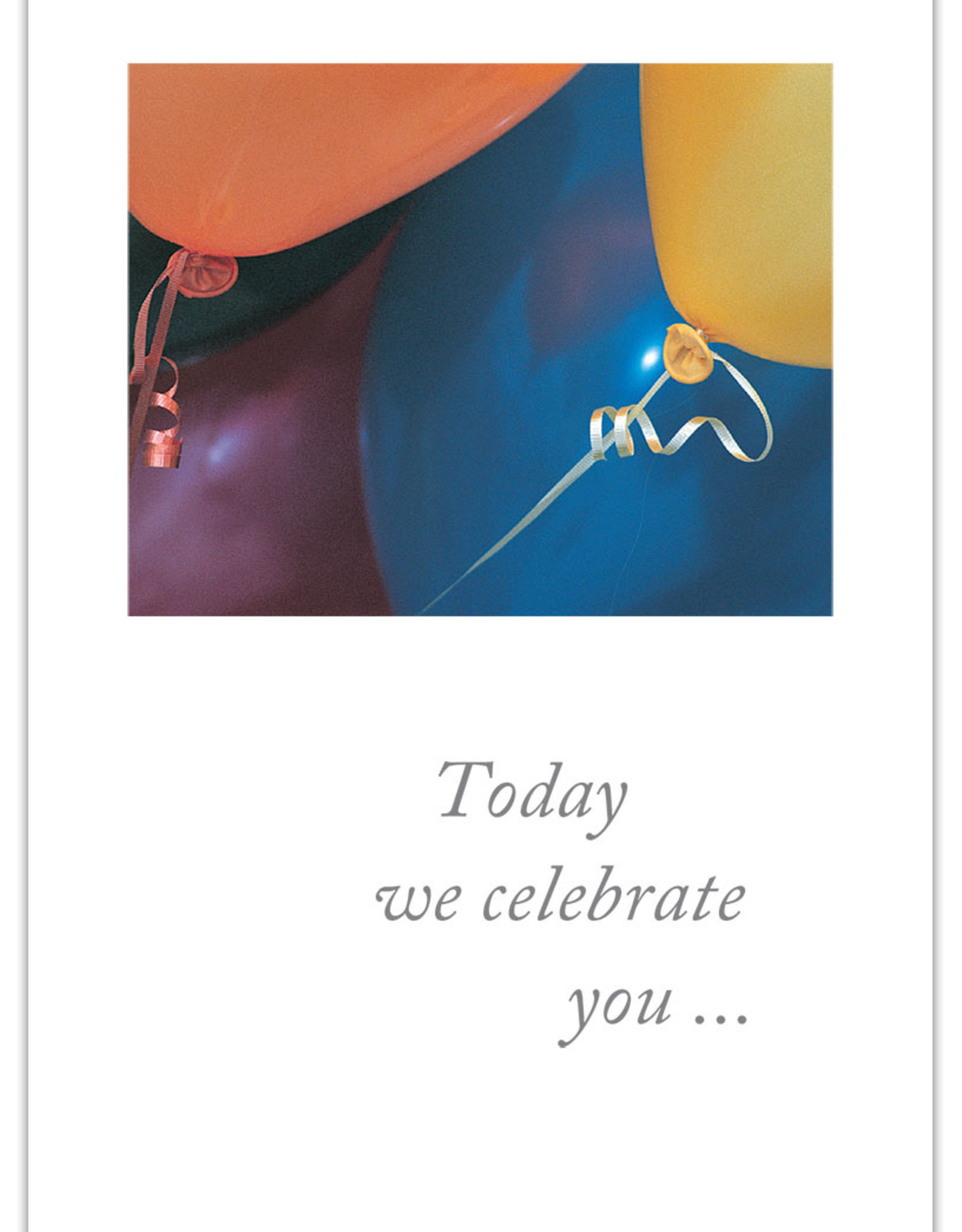 Cardthartic Cardthartic - Balloons Birthday Card