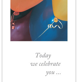 Cardthartic - Balloons Birthday Card