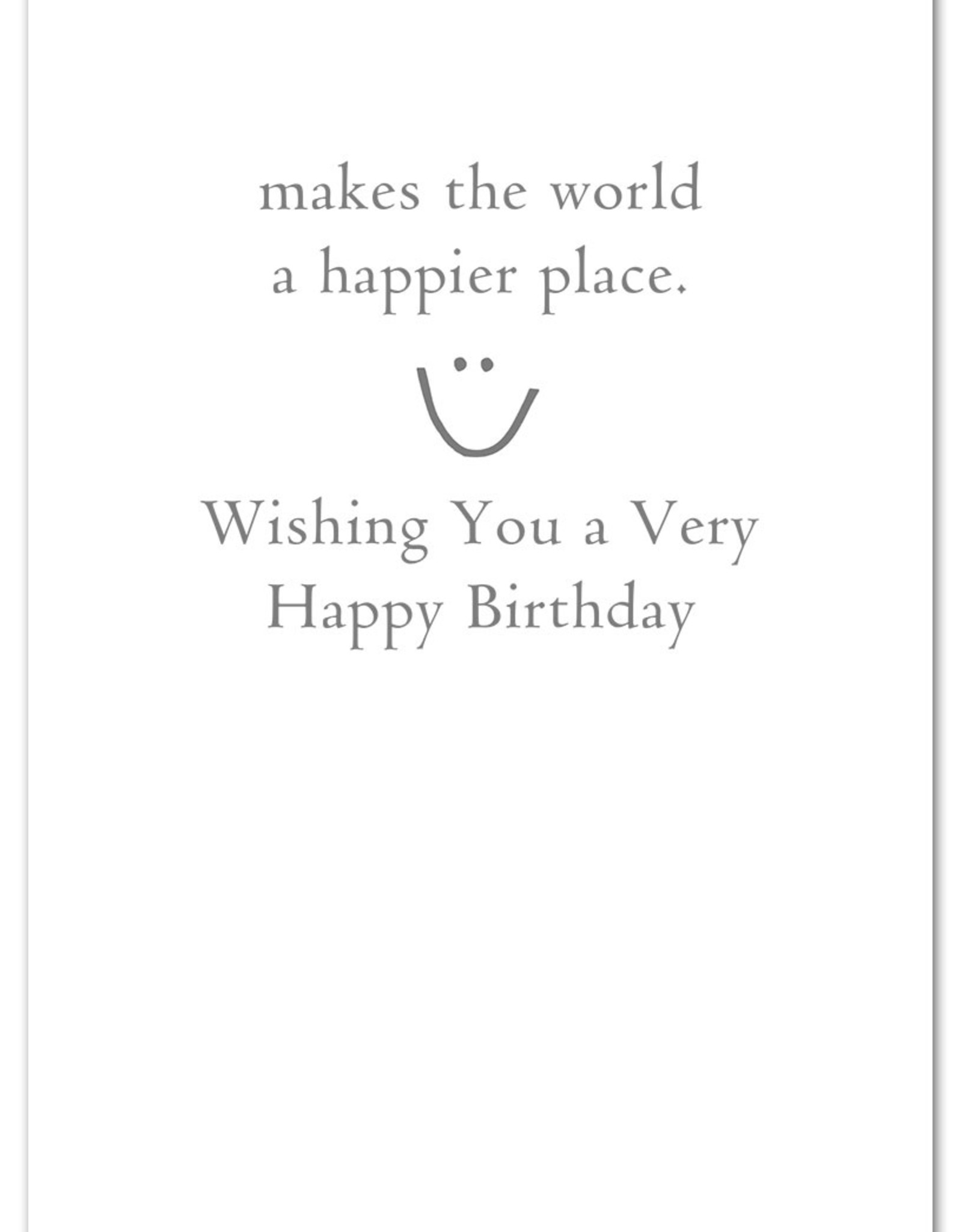 Cardthartic Cardthartic - Blue Sneakers Birthday Card