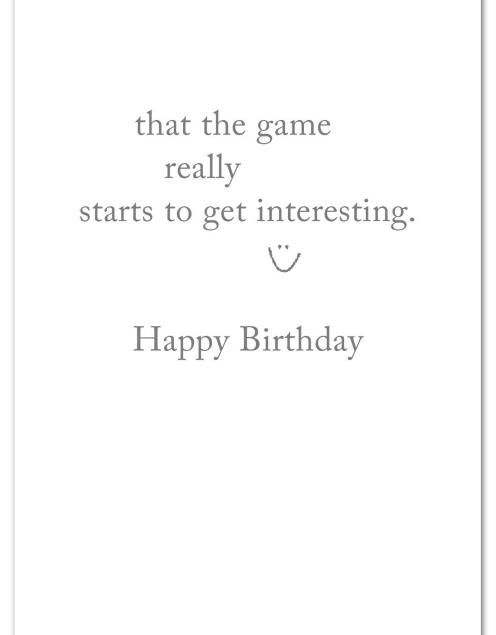 Cardthartic Cardthartic - Hopscotch Birthday Card