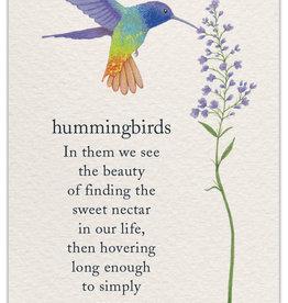 Cardthartic Cardthartic - Hummingbirds