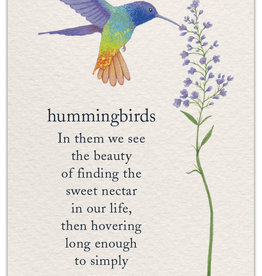 Cardthartic - Hummingbirds