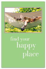 Cardthartic Cardthartic - Find Your Happy Place Birthday Card
