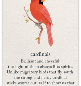 Cardthartic - Cardinal Friendship Card