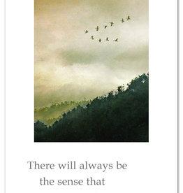 Cardthartic - Birds Flying Home Sympathy Card