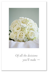 Cardthartic Cardthartic - Wedding Bouquet Engagement Card