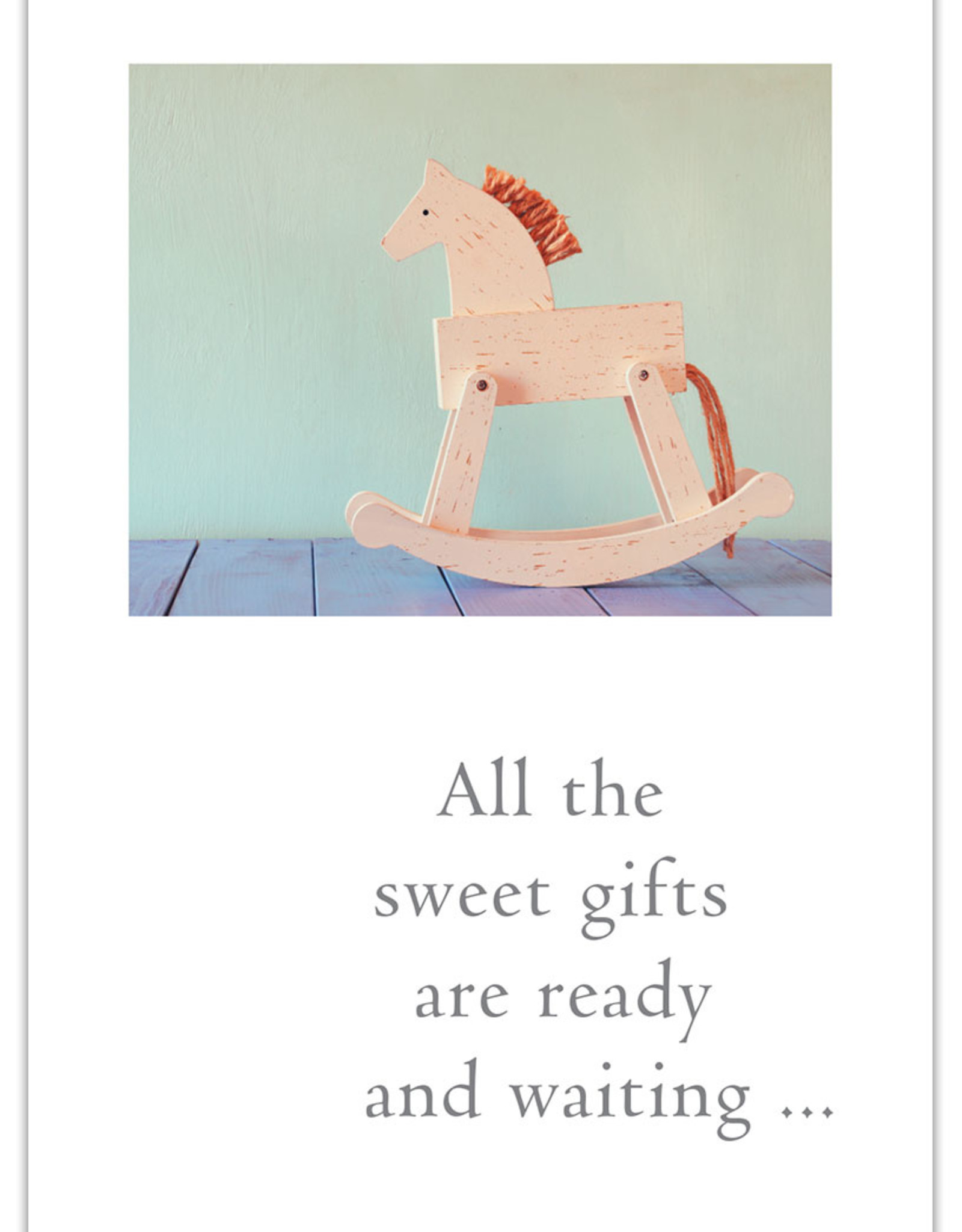 Cardthartic Cardthartic - All The Sweet Gifts Baby Shower Card