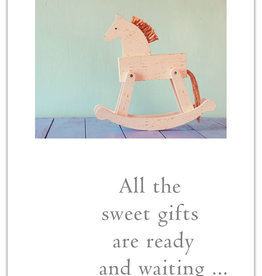 Cardthartic - All The Sweet Gifts Baby Shower Card