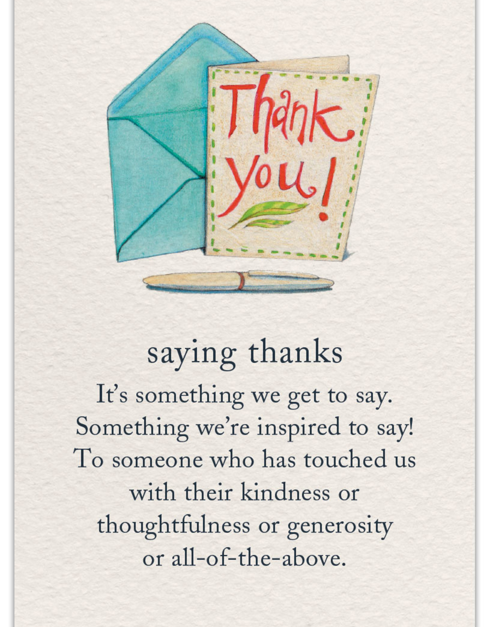 Cardthartic Cardthartic - Saying Thanks