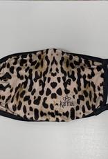 Karma Karma - Adult Face Mask Leopard