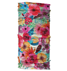 Karma - Wide Headbands Water Color Floral