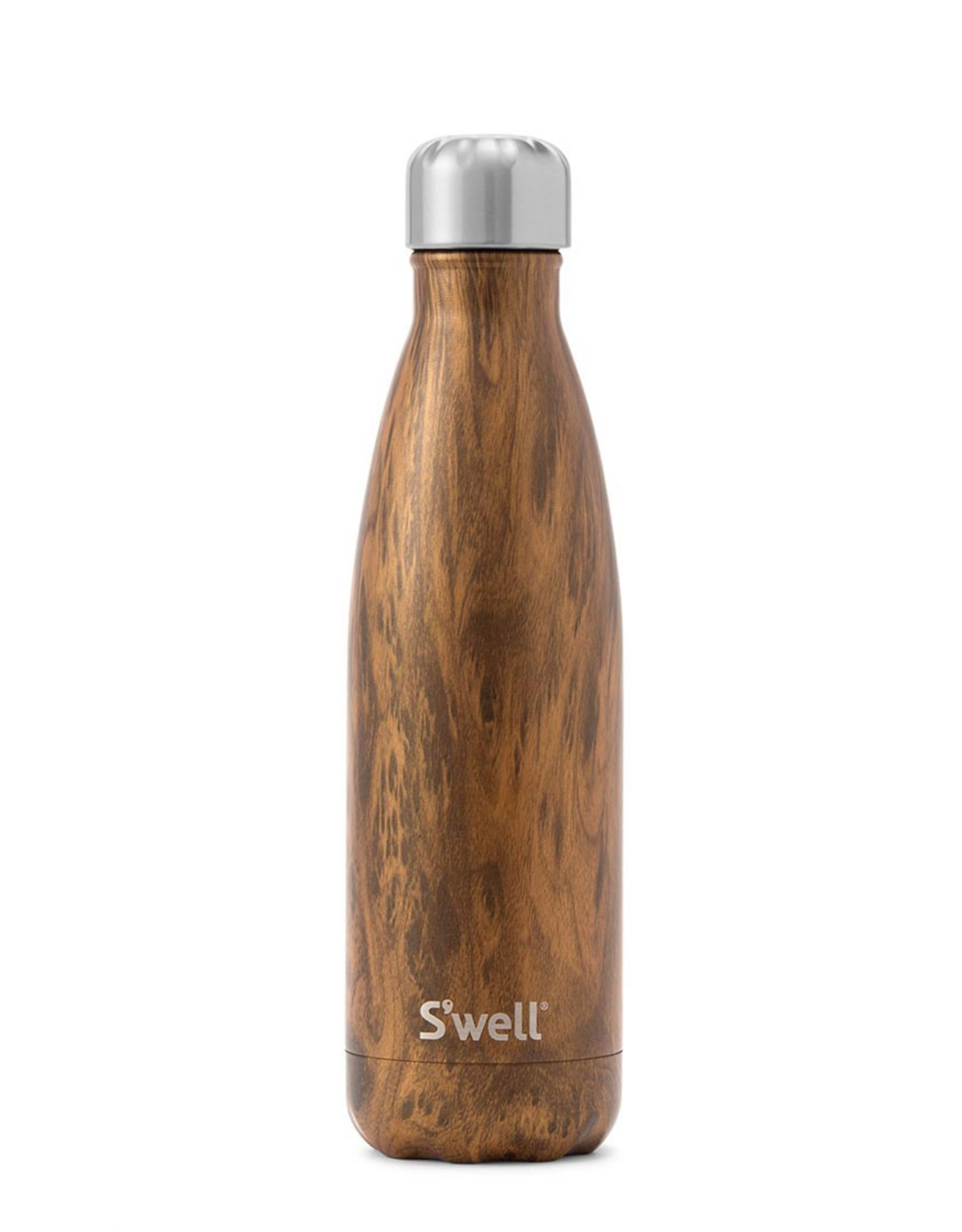 S'well S'well - 17oz Bottle - Teakwood