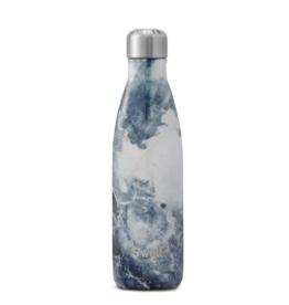 S'well S'well - 17oz Bottle - Blue Granite