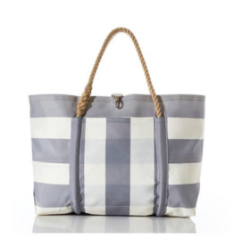 Sea Bags Sea Bags - Grey Pier Large Tote