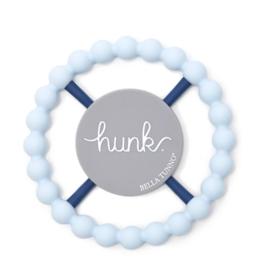 Bella Tunno Bella Tunno - Teether Hunk Light Blue
