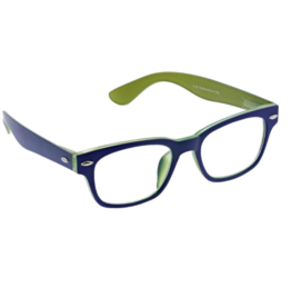Peepers - Bellissima Reading Glasses - Navy/Green