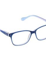 Peepers Peepers - Framework Reading Glasses - Blue