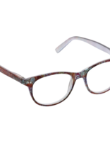 Peepers Peepers - Masquerade Reading Glasses - Red