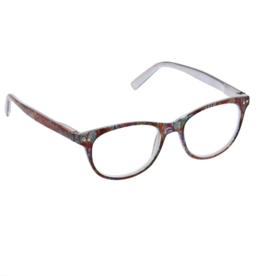 Peepers - Masquerade Reading Glasses - Red