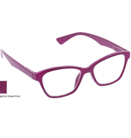 Peepers - Glitz and Glam Reading Glasses - Pink