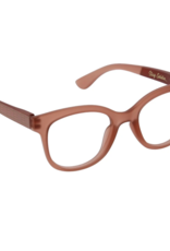 Peepers Peepers - Brocade Reading Glasses - Blush/Golden