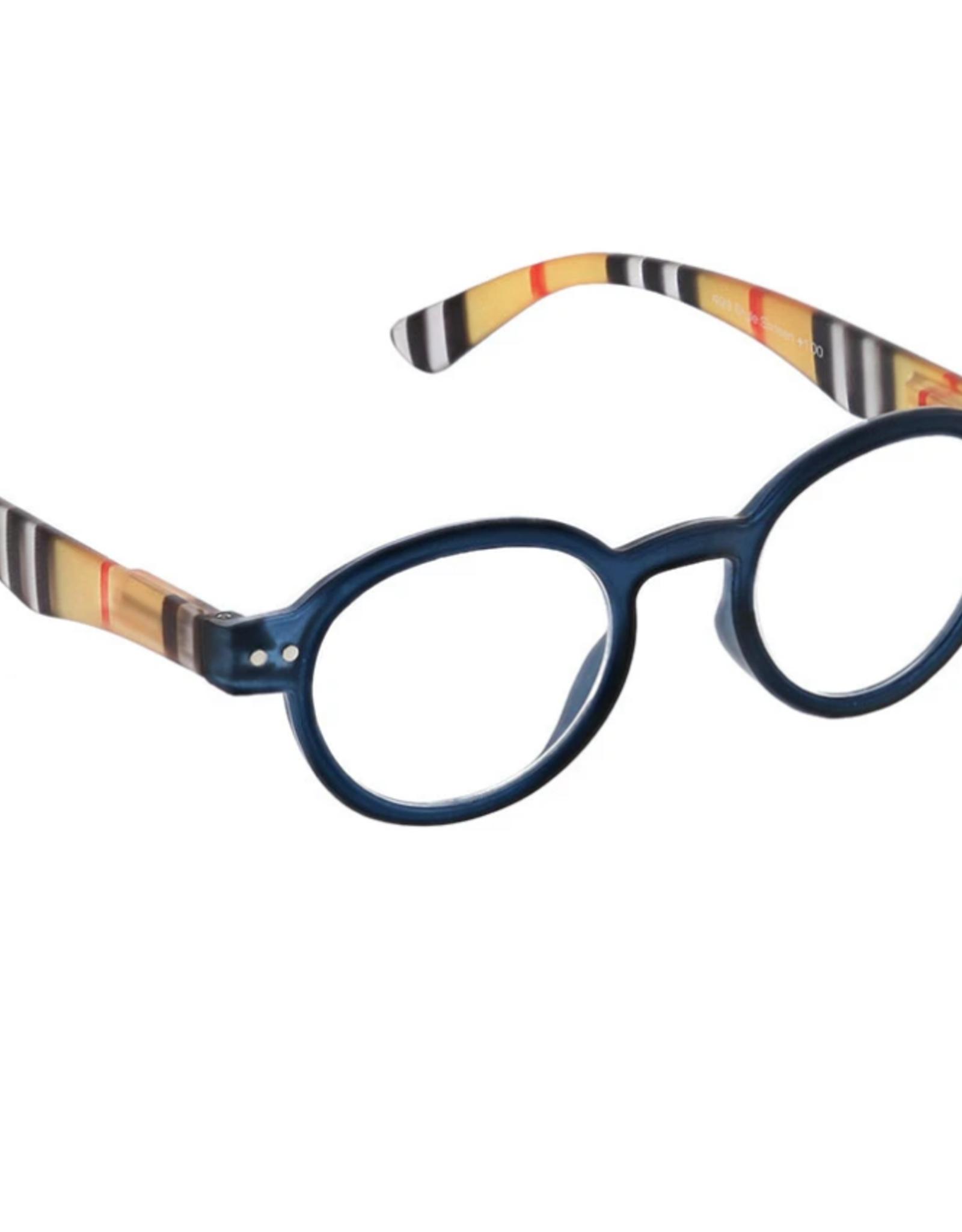 Peepers Peepers - Style Sixteen - Navy/Stripe
