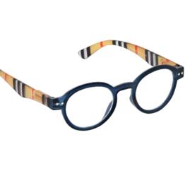 Peepers - Style Sixteen - Navy/Stripe