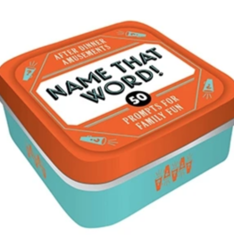 Hachette Book Group Game Tins - Name That Word
