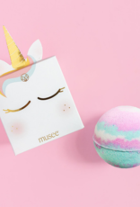 Musee Musee - Unicorn Packaged Bath Bomb