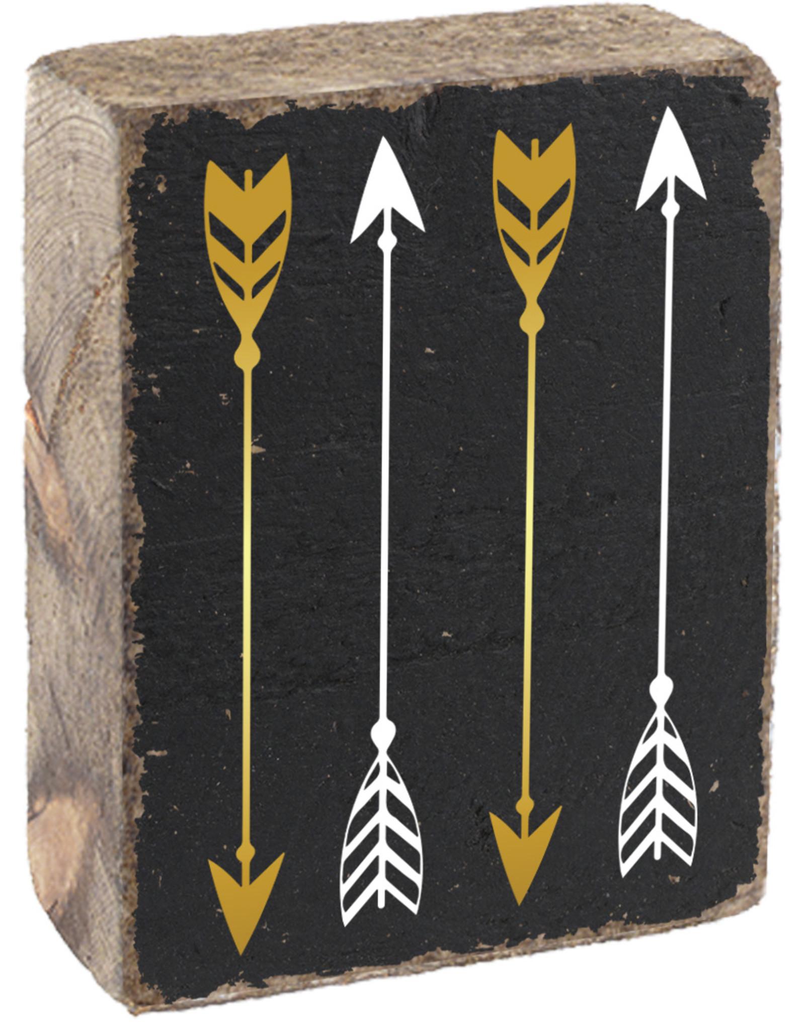 Rustic Marlin Rustic Marlin - Symbol Blocks Arrows