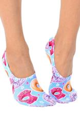 Living Royal No Show/Liner Socks - Donuts