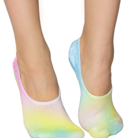 Living Royal No Show/Liner Socks - Tie Dye