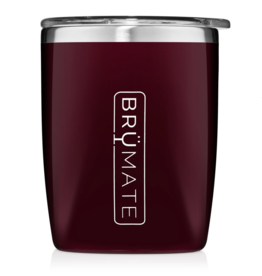 Brumate BruMate - Rocks Glass - Merlot