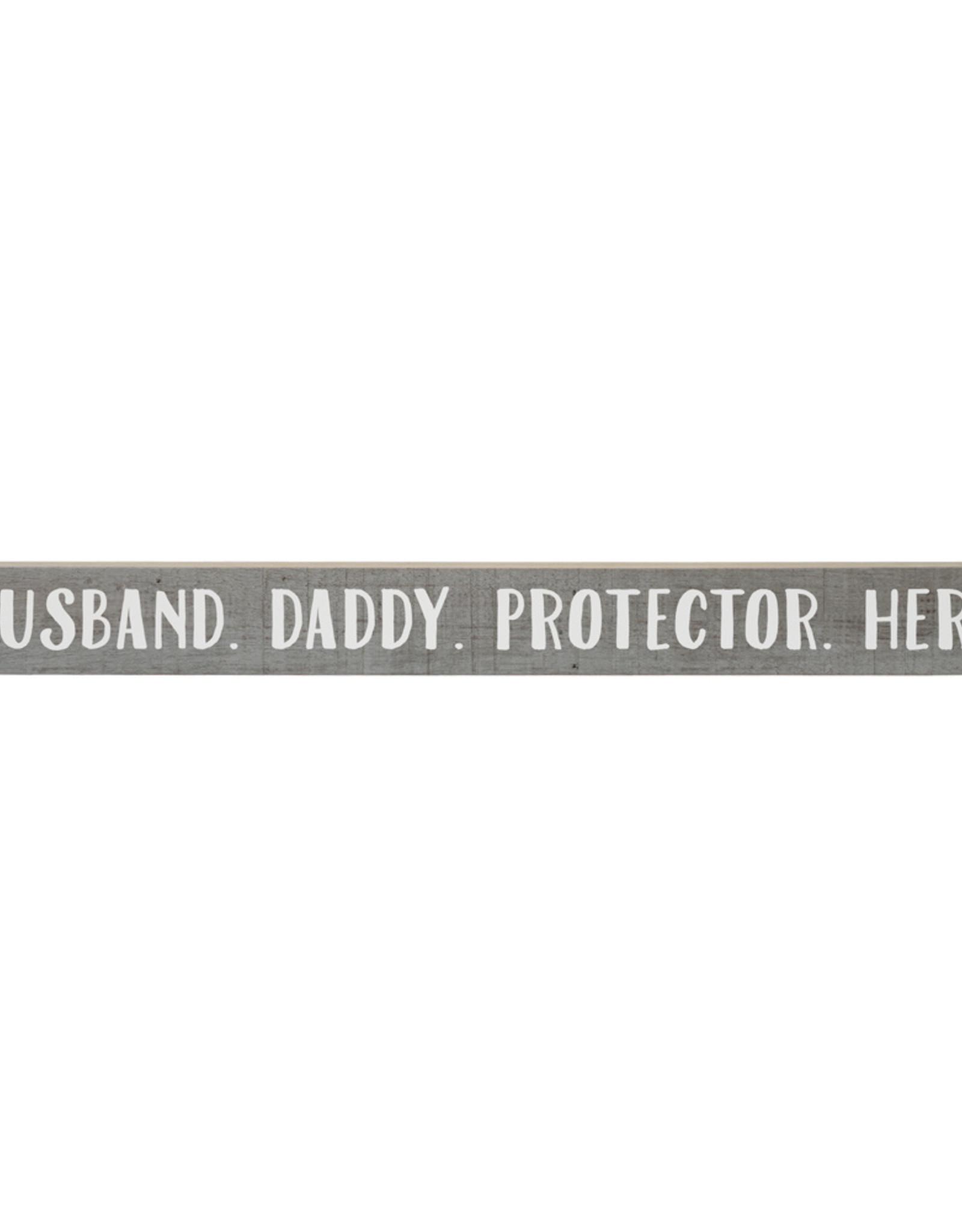 Sincere Surroundings Sincere Surroundings - Husband Talking Stick Signs