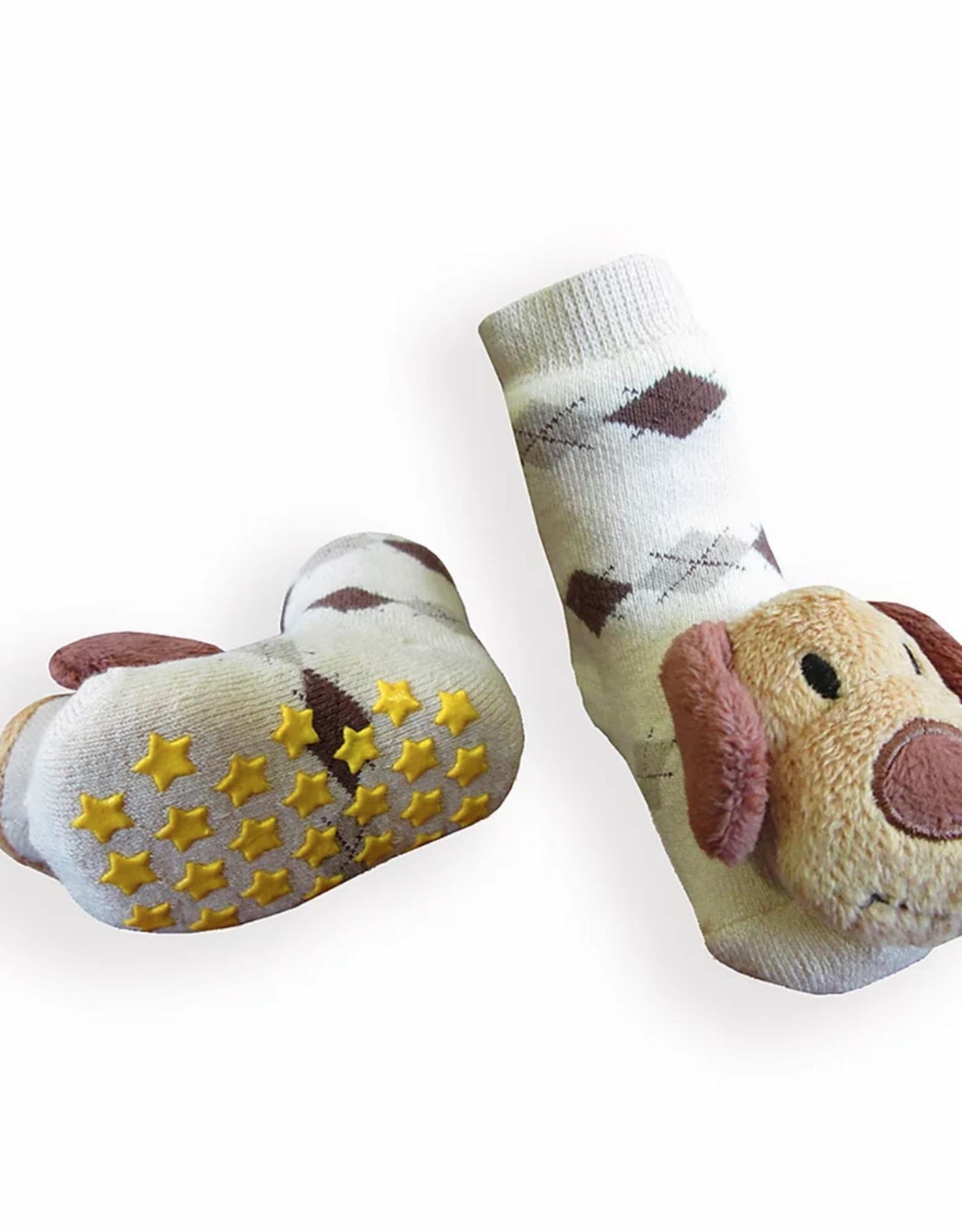 Piero Liventi Piero Liventi - Rattle Socks Brown Dog