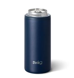 SWIG Swig - 12oz Skinny Can - Matte Navy