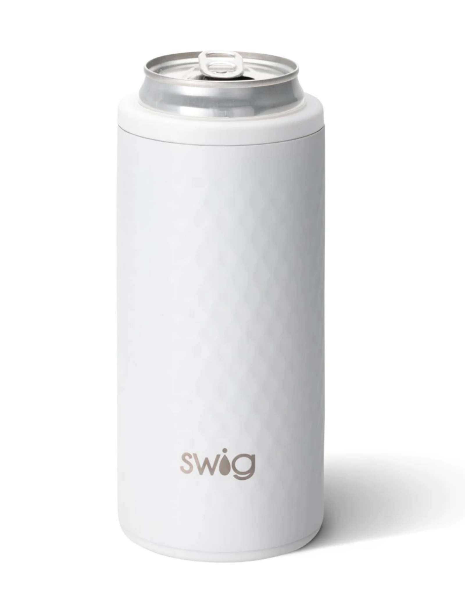 Swig - 12oz Skinny Can - Golf Ball