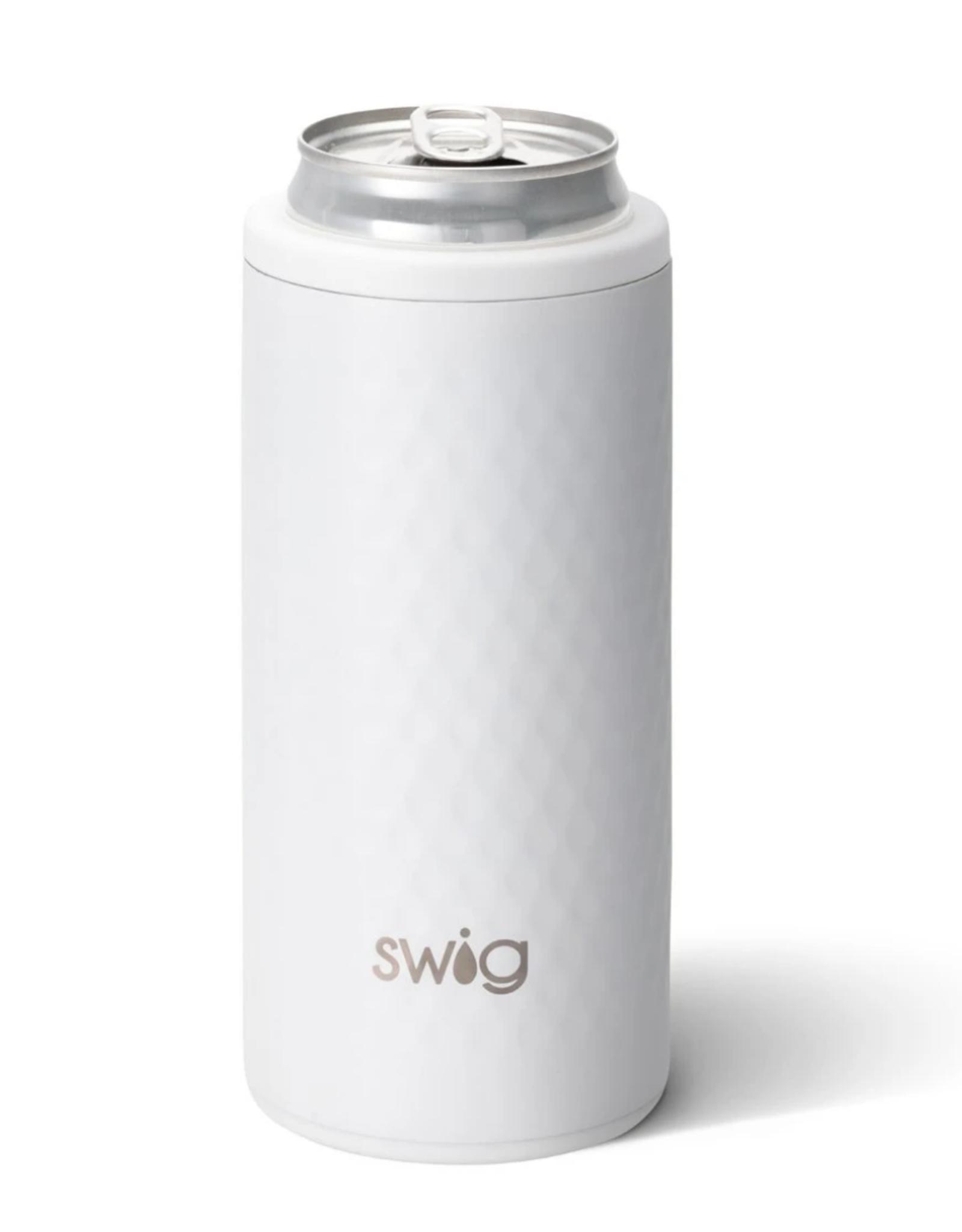 SWIG Swig - 12oz Skinny Can - Golf Ball