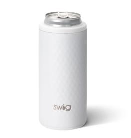 Swig - 12oz Skinny Can - Golf Ball