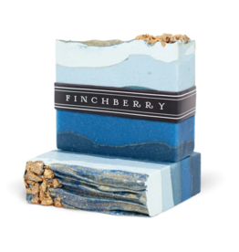 Finchberry Finchberry Handcrafted Vegan Soap - Sapphire