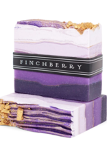 Finchberry Finchberry Handcrafted Vegan Soap Amethyst