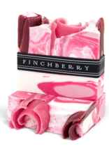 Finchberry Handcrafted Vegan Soap Rosey Posey