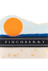 Finchberry Handcrafted Vegan Soap Tropical Sunshine